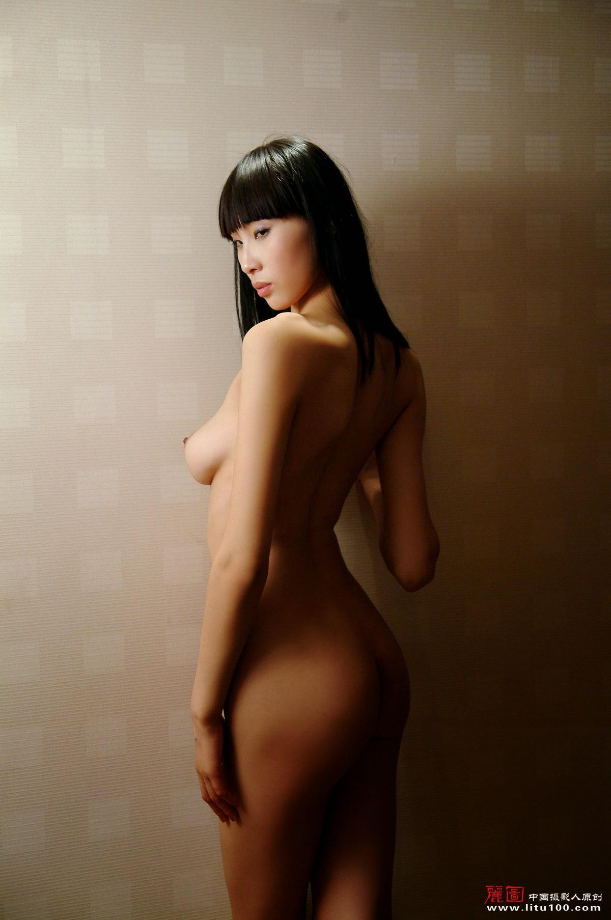 litu 100 archives: Chinese Nude Model Wei Wei 03 [Litu100] | 18+ gallery photos