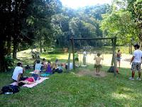 Playground do Parque Estadual da Cantareira em São Paulo