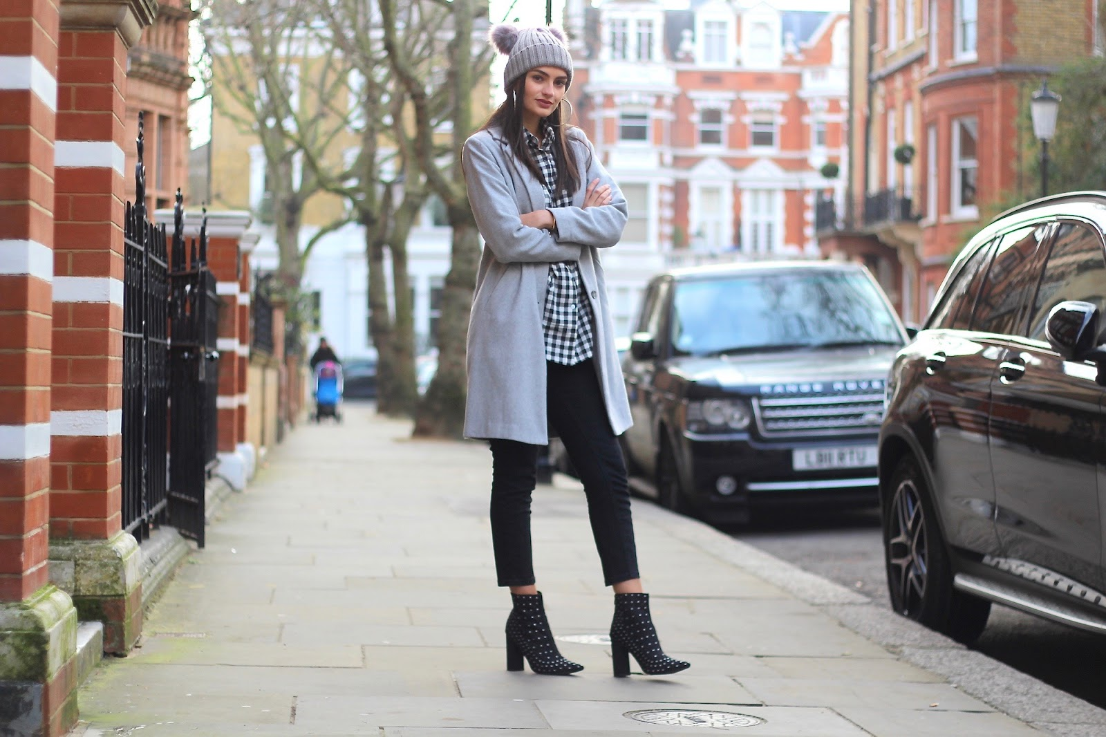 peexo styling gingham