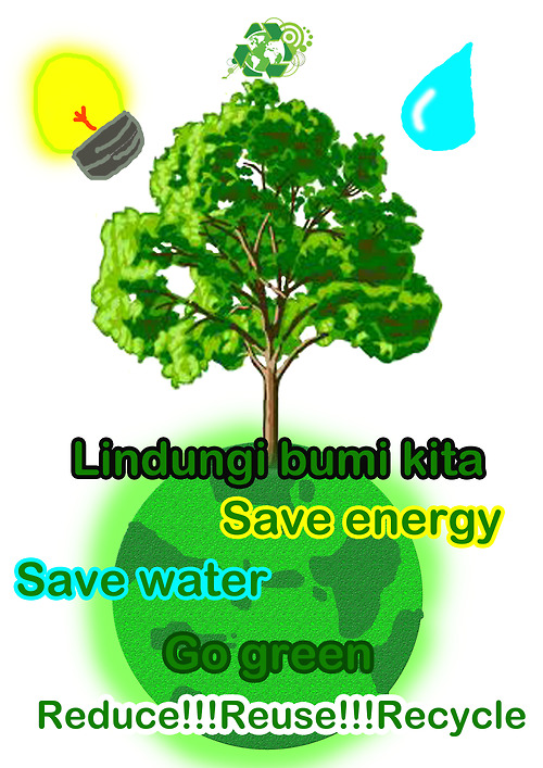 The World Of Public Melestarikan Lingkungan yang Bersih