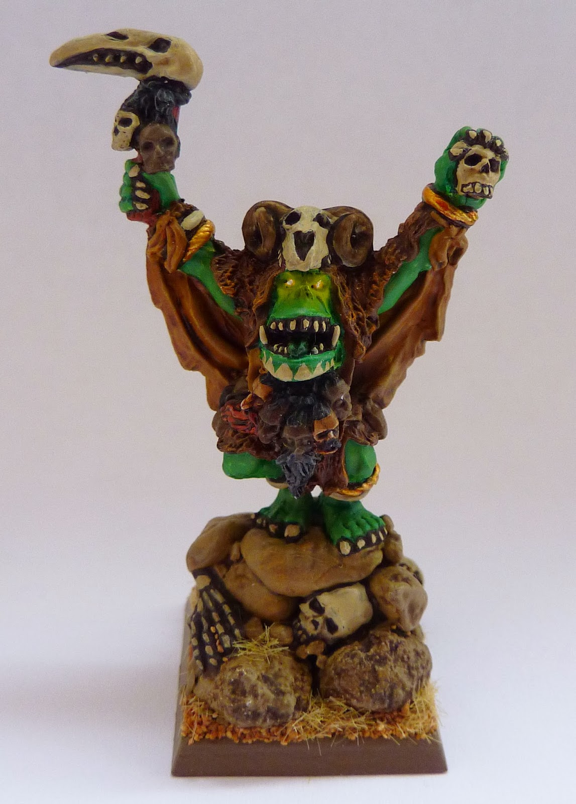 Classic Savage Orc Great Shaman