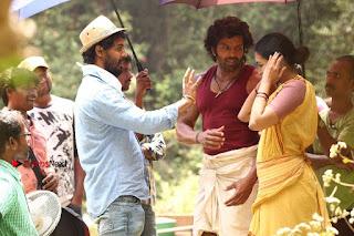 Aarya Catherine Tresa Starring Kadamban Tamil Movie Stills  0026.jpg