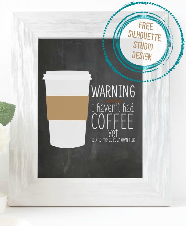 free kitchen printable, silhouette blog, silhouette studio, silhouette design studio, silhouette store