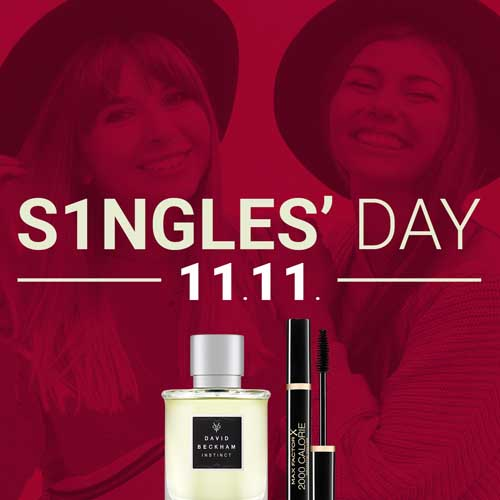 Singles Day Notino