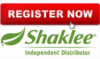 Cara nak jadi ahli Shaklee