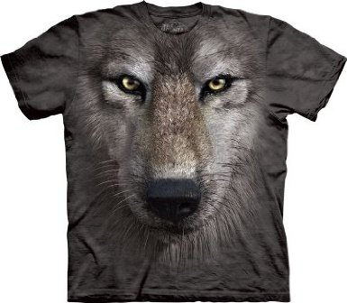 Creative Animals T-Shirt Design-4