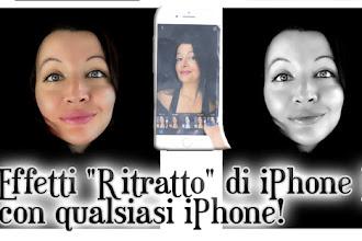 OGGI GRATIS: l'App per creare gli effetti fotografici di iPhone X con qualsiasi iPhone