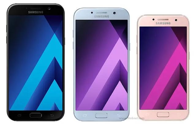 Perbedaan Samsung A5 dan A7 2017