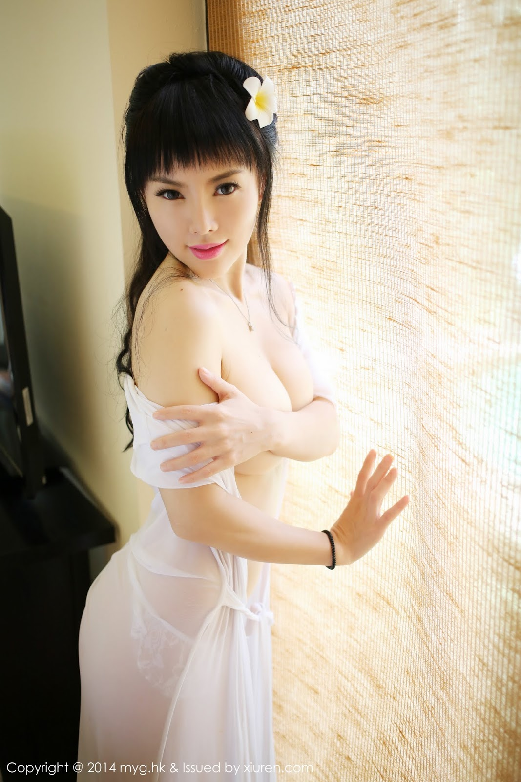 0038 - Sexy Nude Model MYGIRL VOL.49