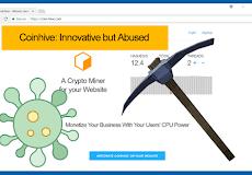 Coinhive : Alternatif Baru Monetize Website atau Blog