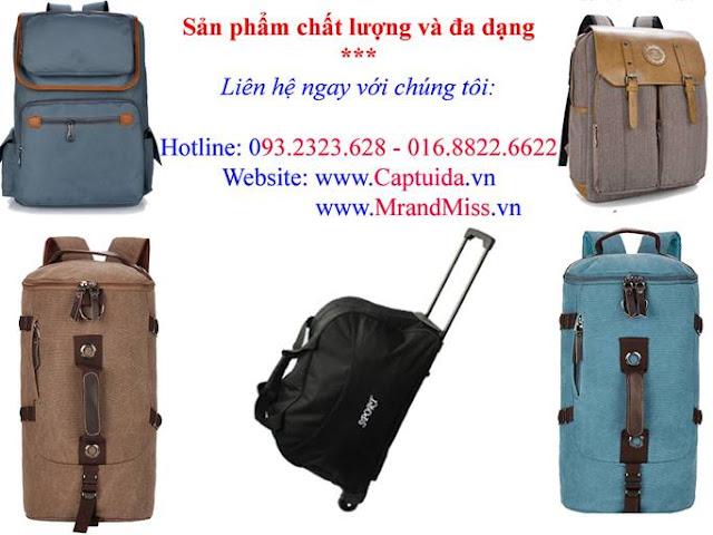 Balo Nam Ben Dep Chac Chan Phu Hop Cho Nhung Chuyen Di