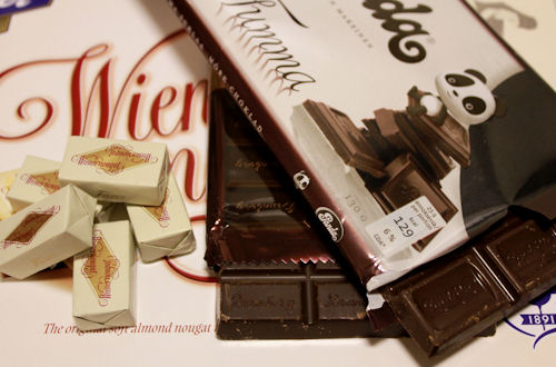 fazer suklaalevyn lähettäminen