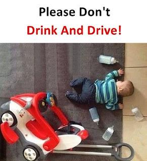 लोगों को दारू पीने से रोकने के लिए इन लोगों ने निकाला कुछ ऐसा तरीका जिसे देख आपकी आँखें खुली की खुली रह जाएंगे. और आप भी जब इन तस्वीरों को देखोगे तो लोगों को यही कहोगे की प्लीज Don't mix drink and drive