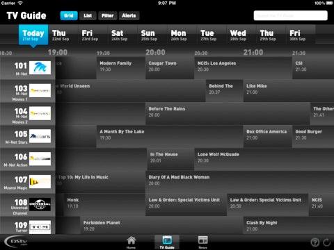 M-Net - TV Guide
