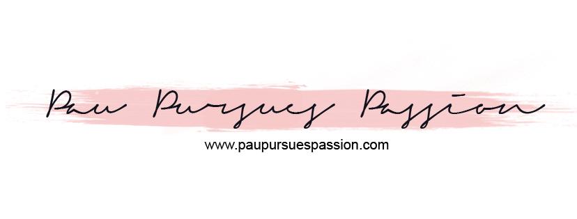 Pau Castillo | Pau Persues Passion | Personal Branding