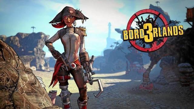رئيس أستوديو Gearbox يلمح بشكل واضح للإعلان عن لعبة Borderlands 3 ، إليكم الصورة من هنا ..