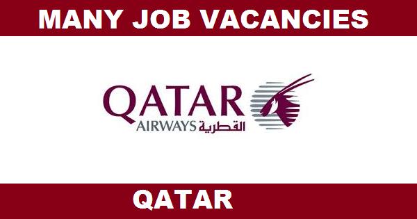 Qatar Airways Job Vacancies Qatar