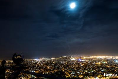 Barcelona des de l'Observatori