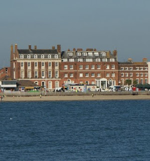 Gloucester Lodge on Weymouth seafront