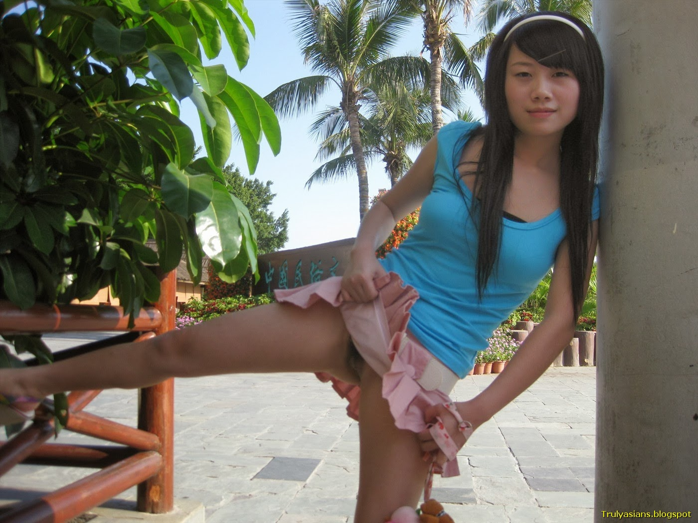 Shy amature nude chinese girl can suggest