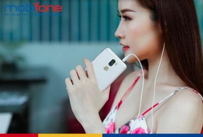 Thủ tục hòa mạng trả trước Mobifone