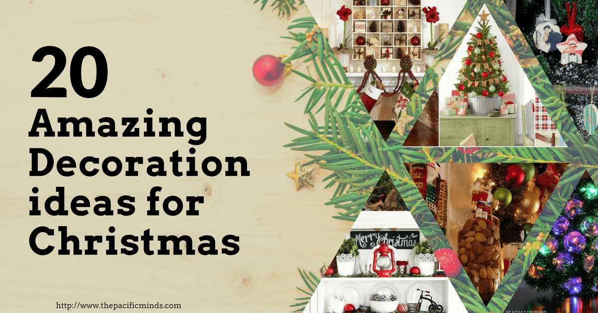 Do You Want To Know The New And Hottest Christmas Decoration Idea That Will  Make Your Home More Appealing And Tempting In This Happy Event?