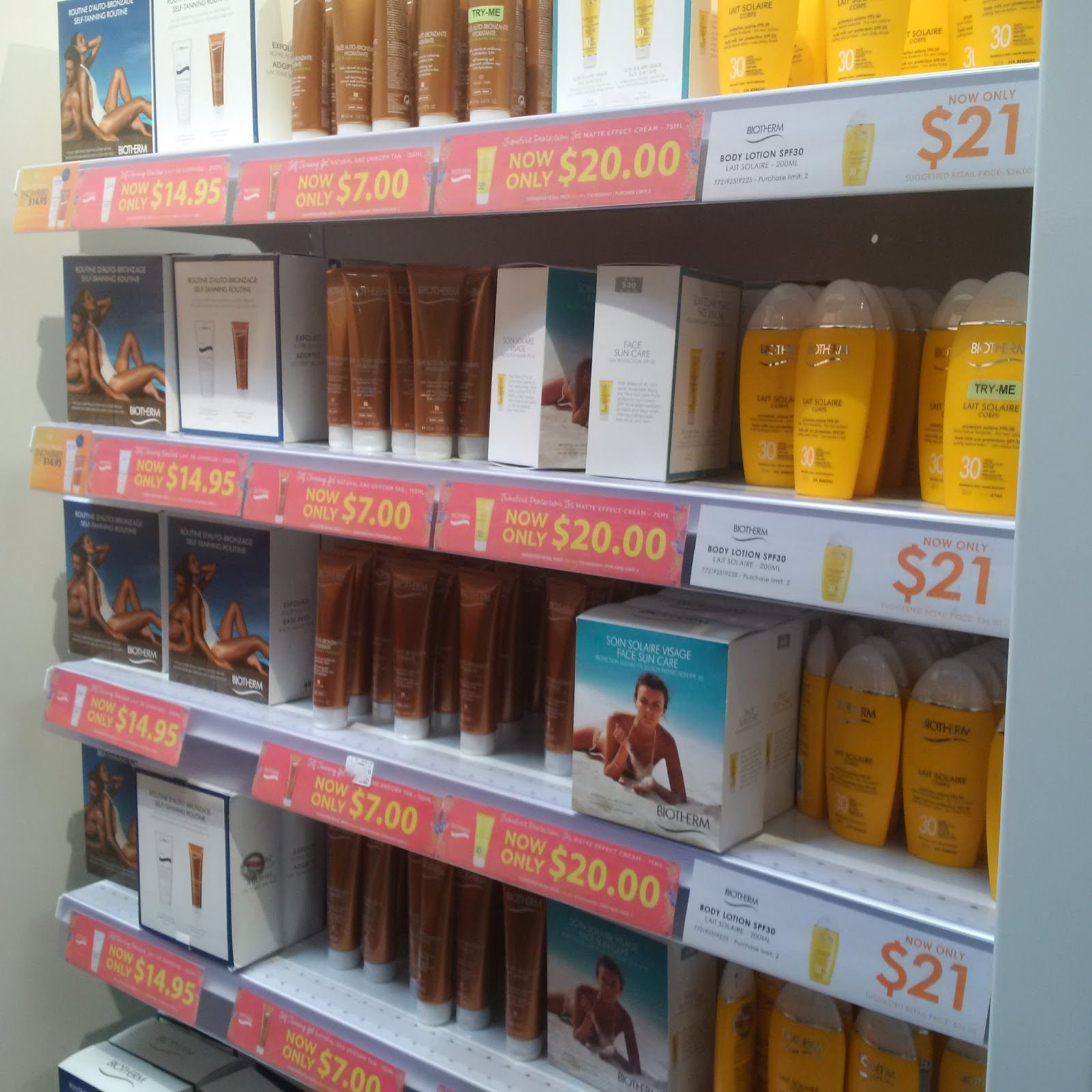 Spill the Beauty: L'Oreal Warehouse Sale Spring 2016 + Haul