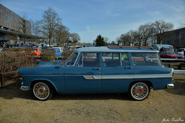 1958 Simca Marly