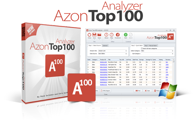 Azon Top 100 Analyzer