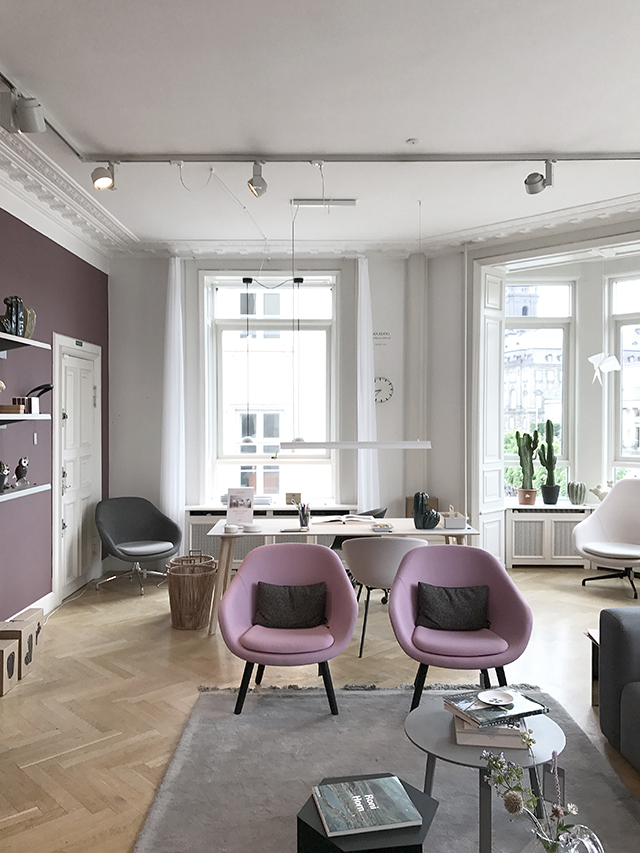 Hay Design House A Copenhagen : T d c hay house in copenhagen
