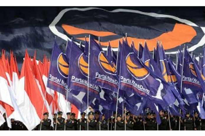 Partai Nasdem Targetkan 10 Persen Suara di Pemilu 2019