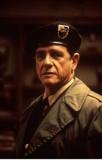 photo du colonel Trautmann dans Rambo