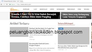 gambar website vebma peluangbisnisokedehblogspot