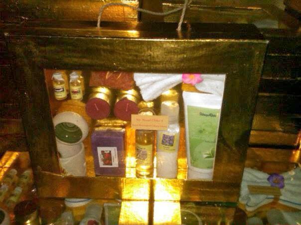 Aromatherapy gift souvenir kantor with logo ceramic oil burner spa gift