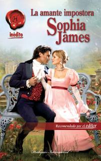 Sophia James - La Amante Impostora