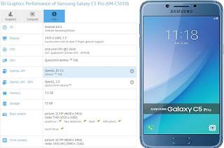 Cara Instal Ulang Samsung Galaxy C5 Pro SM-C5010 Via Odin - Mengatasi Bootloop