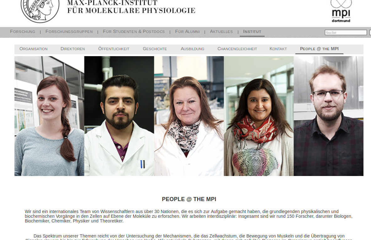 Mannikos Blog: Die Max-Planck-Gesellschaft ist kein Ort für deutsche ...