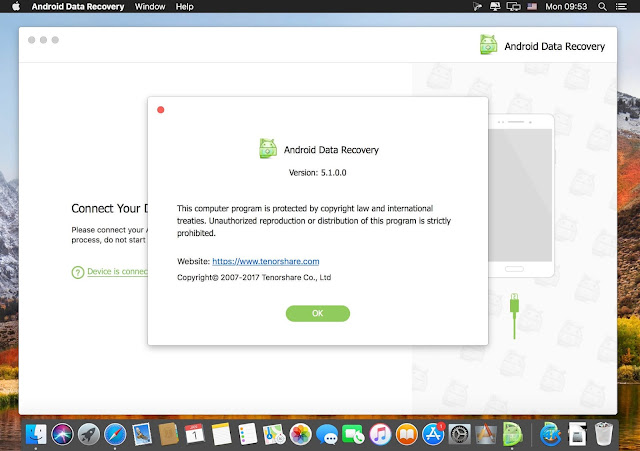 tenorshare android data recovery mac crack
