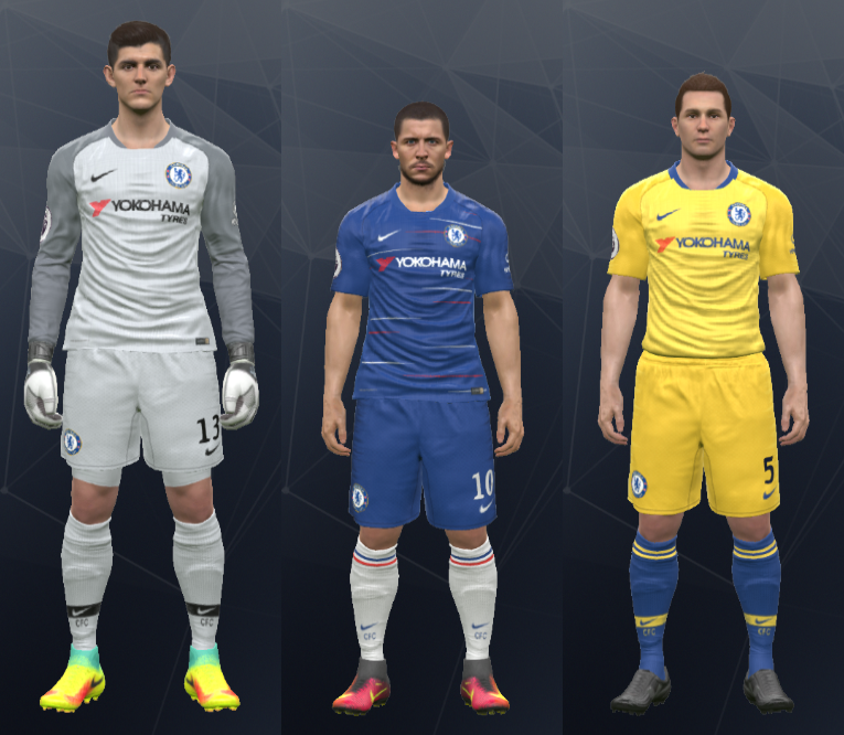 0ce9a8e5257f2 Wepes Sport  Chelsea 2018-19