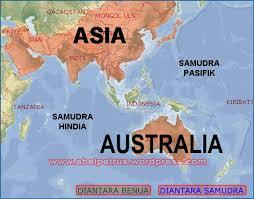 Gudang Ilmu Letak Astronomis Geografis Indonesia Gambar Peta