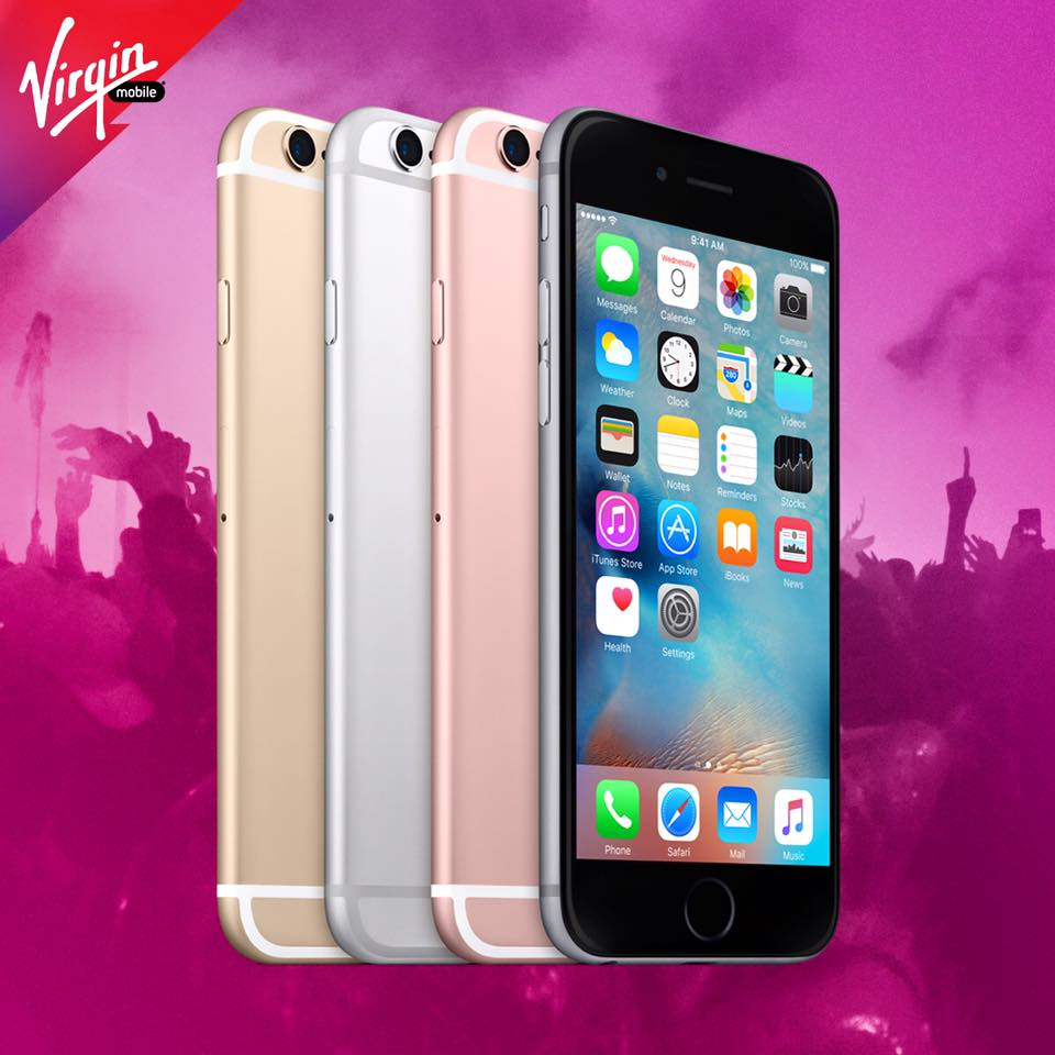 Virgin Mobile Prepaid Iphone