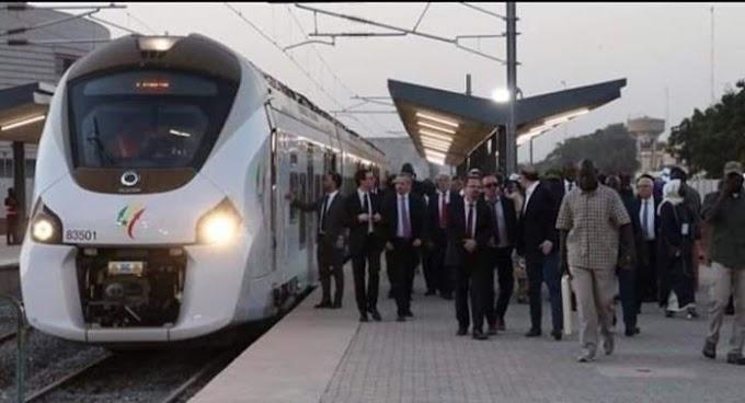 WOW! Senegal Showcase Its New €1 Billion Express Train System