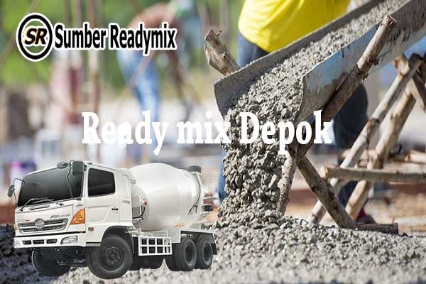 Harga Ready mix Depok, Harga Beton Ready mix Depok, Harga Beton Ready mix Depok Per m3 2019