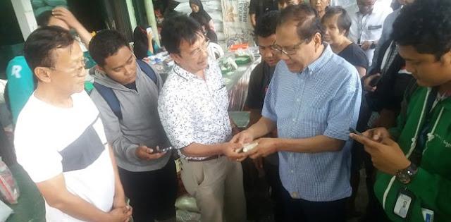 Impor Beras: Rizal Ramli Kritik Bulog Yang Pasif