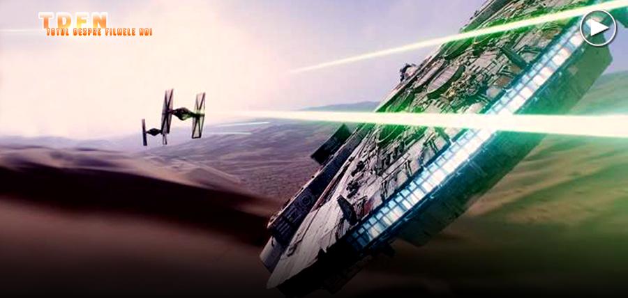 Trebuie să vezi primul teaser trailer pentru Star Wars: The Force Awakens