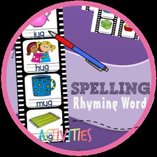 worksheets - spelling practice for kindergarten