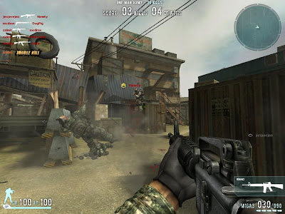 Combat Arms Europe (PC) 2009
