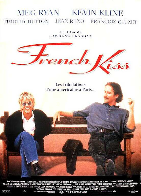 Frensh Kiss poster