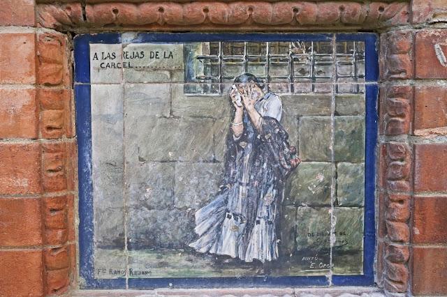 Detalles de la Glorieta de Mas y Prats