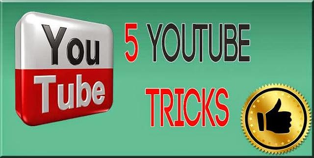 5 Best Youtube Trick